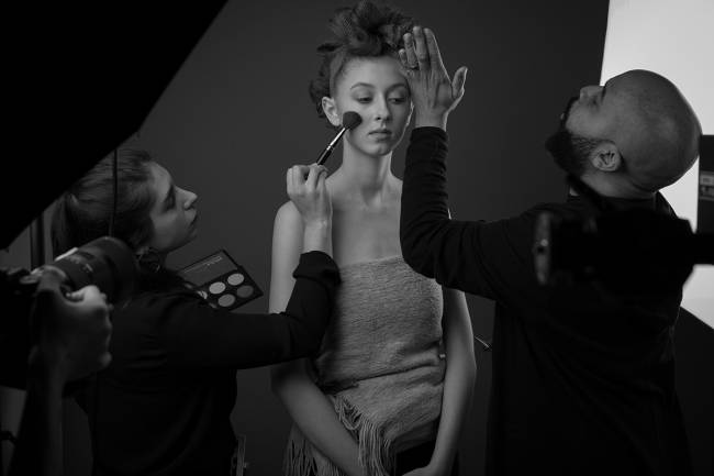 Interview with Christoph Marti - the international photographer and fashion designer