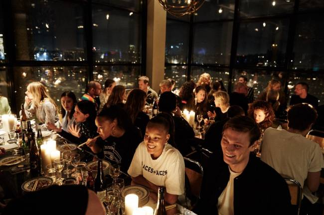 EYTYS x H&M LAUNCHES WITH EXCLUSIVE PARTY IN STOCKHOLM