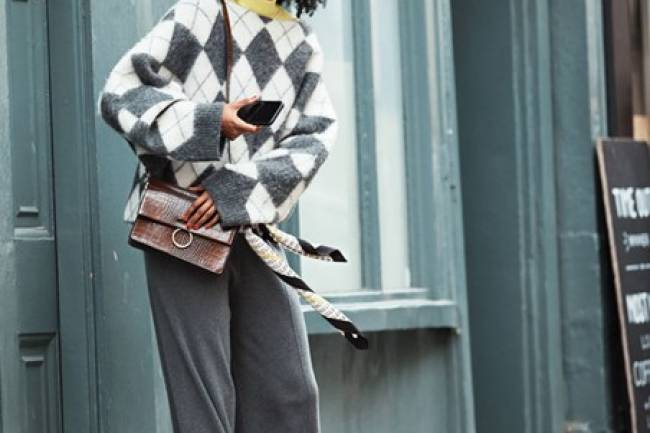 H&M COLLABORATES WITH PRINGLE OF SCOTLAND ON KNITWEAR LINE