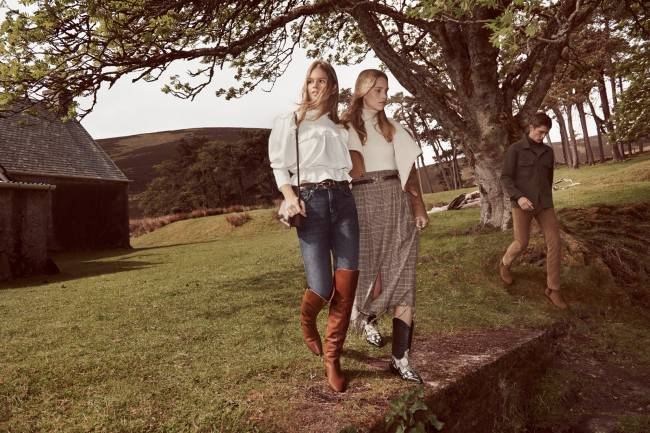 """""""SHARED MOMENTS"""", MANGO'S AW19 CAMPAIGN, REFLECTS THE INTIMATE NATURE OF MOMENTS SPENT TOGETHER"""