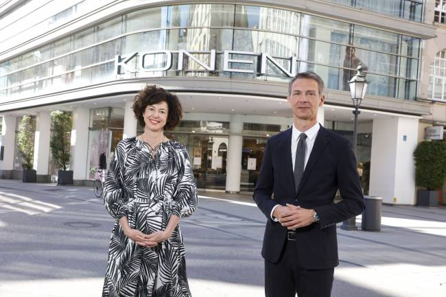 Fashion stores KONEN and BRAM become part of Breuninger Breuninger expands in Munich and Luxembourg